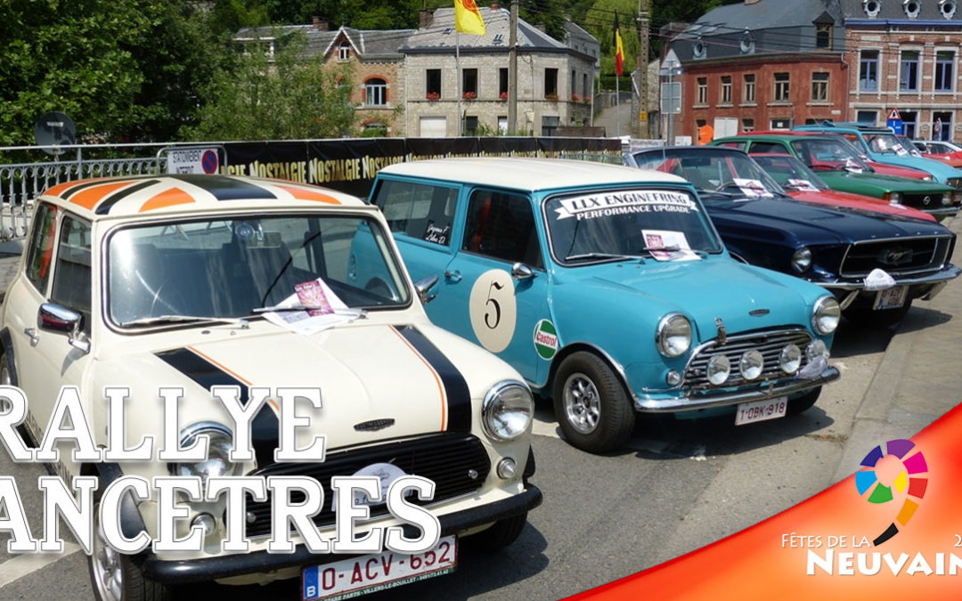 Rallye ancêtres